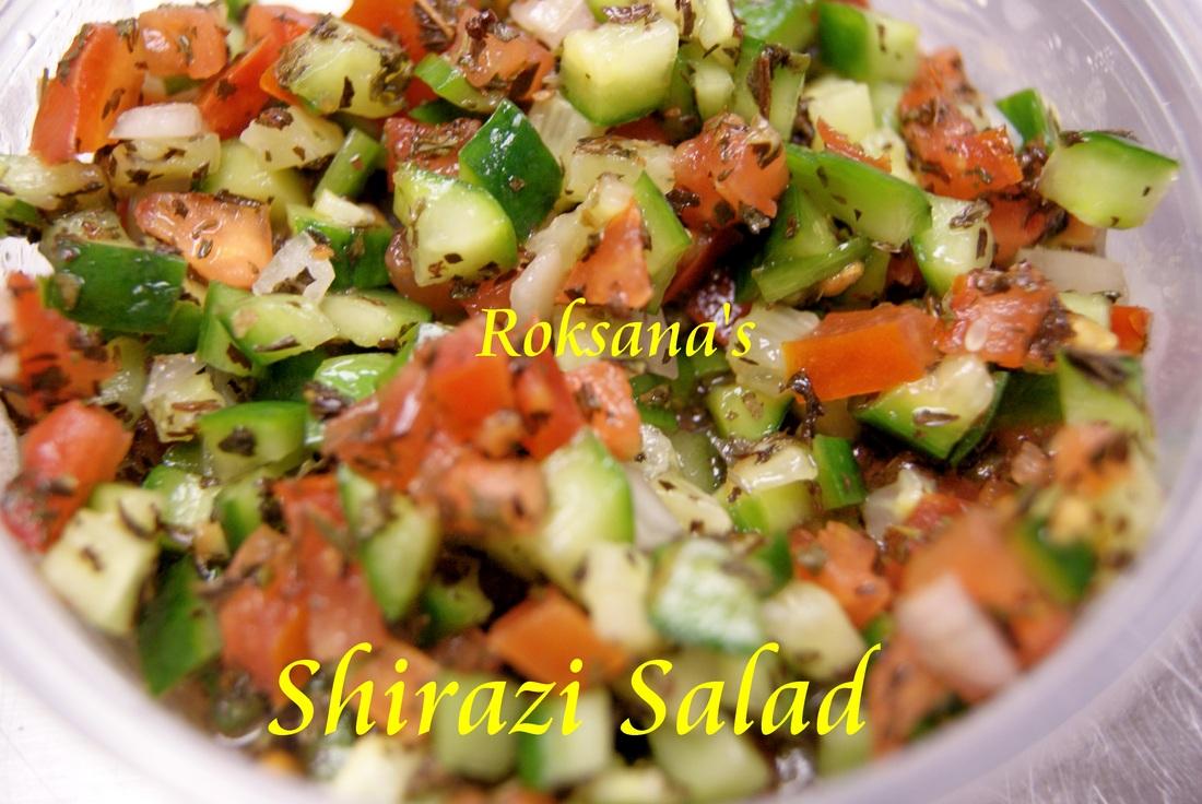 Roksana S Persian Food Home